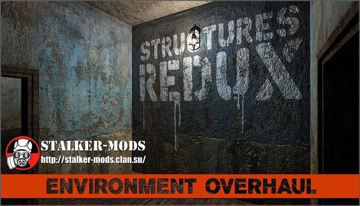 Structures Redux 2.5