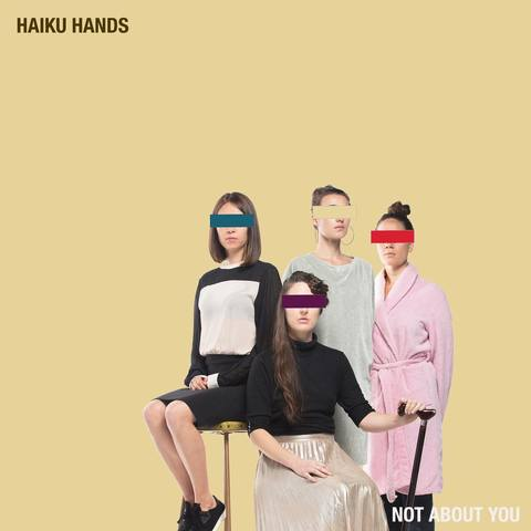 (Electro/Hip-Hop/Disco) Haiku Hands - Not About You + Jupiter (2017-2018), 2 releases, MP3, 320 kbps