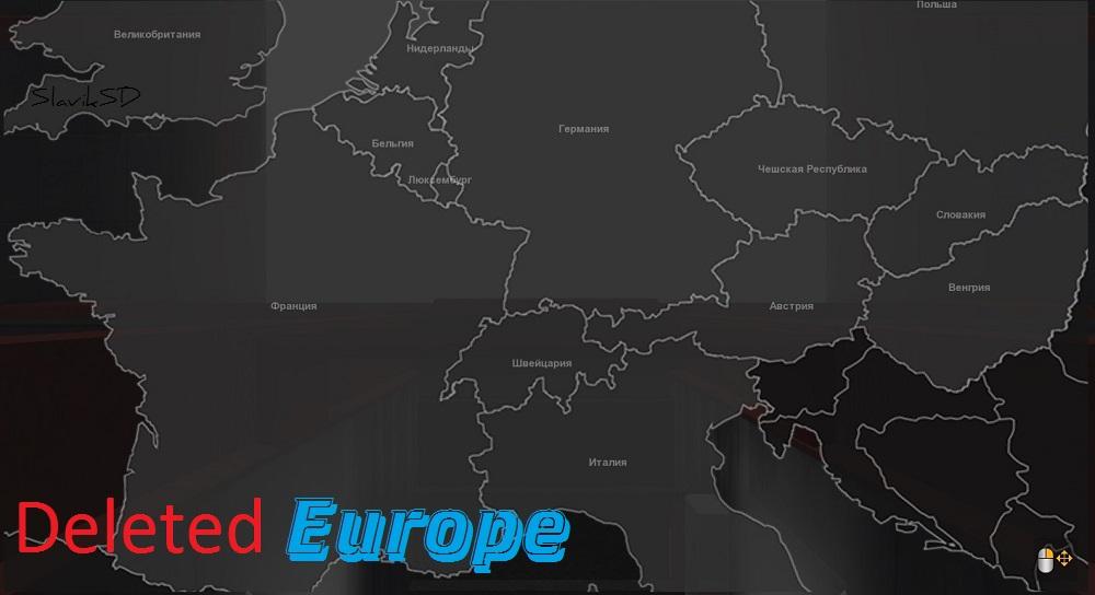 Deleted Europe v1.31