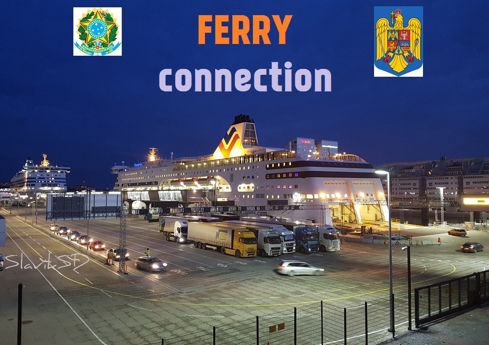 Ferry Romania Extended - EAA
