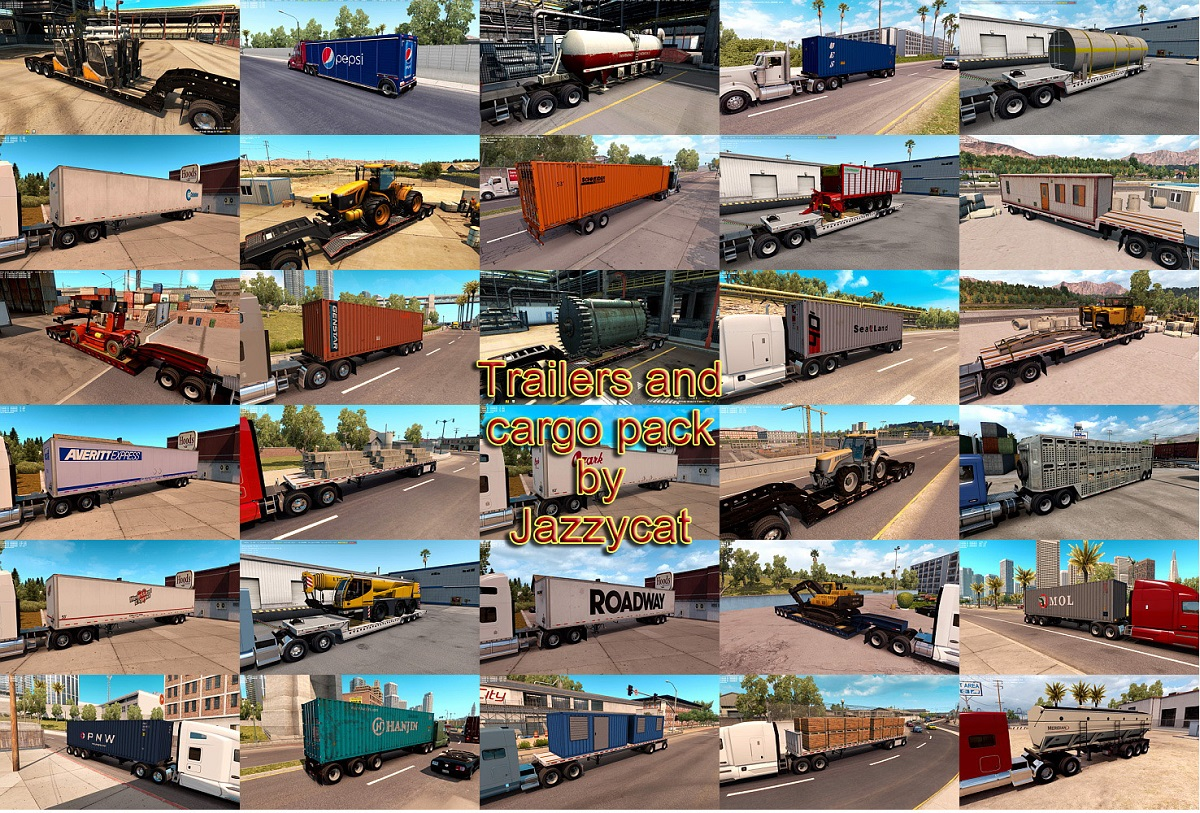 Trailers and Cargo Pack v2.1