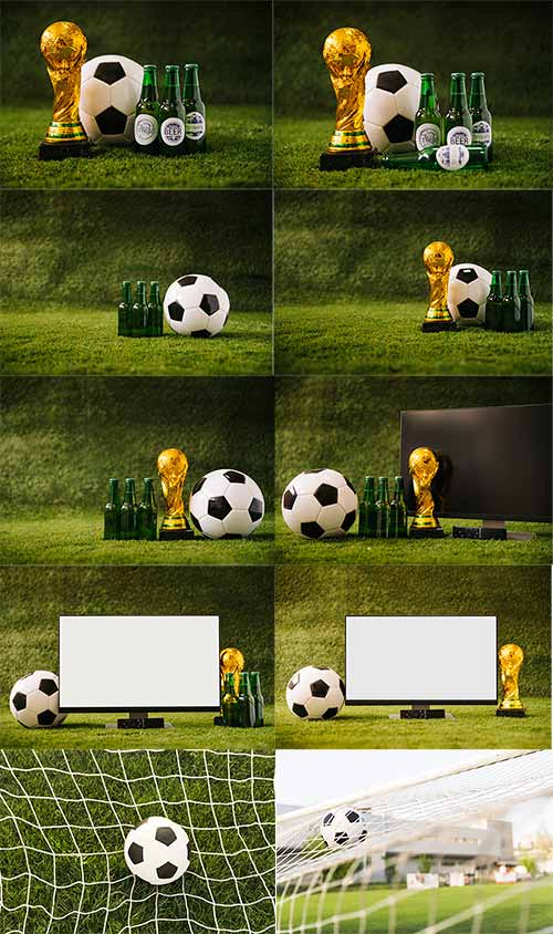 Футбольные фоны / Football backgrounds