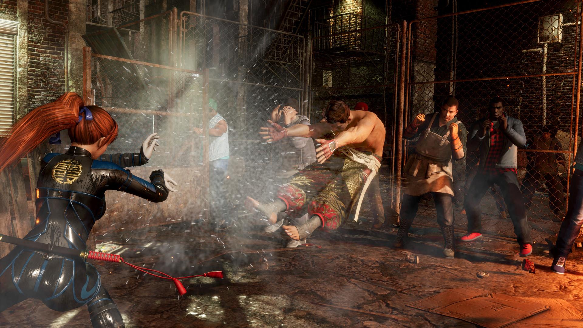 Свежие 4К скриншоты Dead or Alive 6 позволяют рассмотреть персонажей во всей красе
