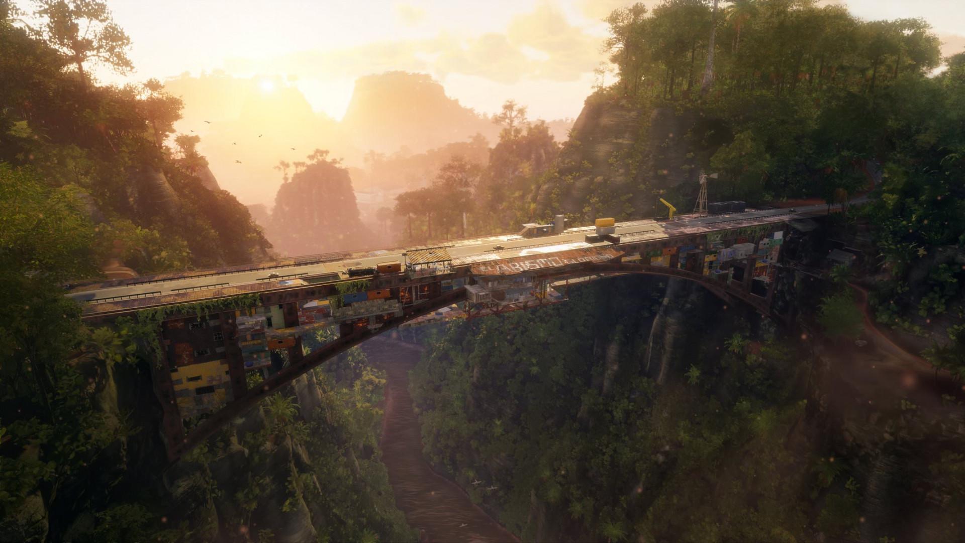 Square Enix рассказала больше о Just Cause 4 — запускайте машины в воздух на воздушных шариках