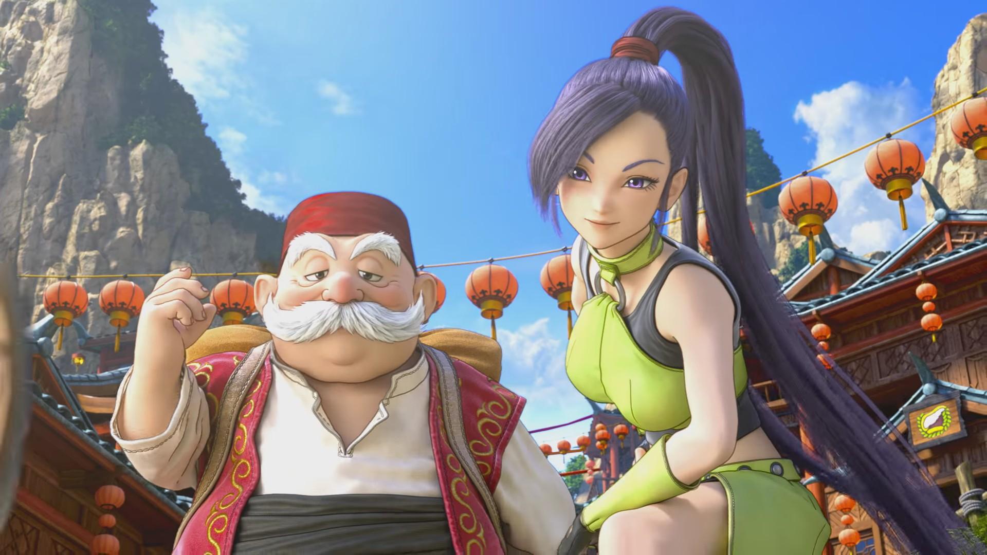 Новые подробности сюжета Dragon Quest 11 от Square Enix