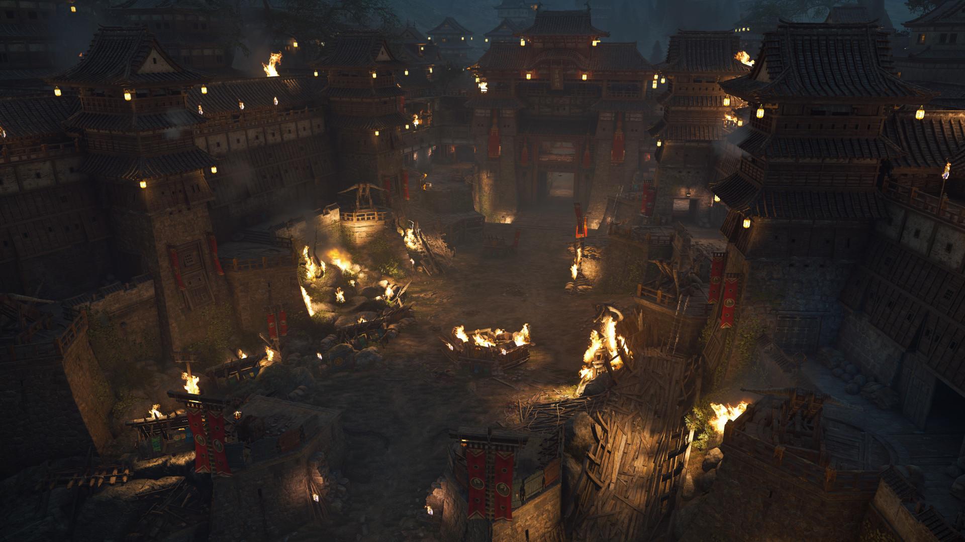 Ubisoft показала кинематографичный и геймплейный трейлеры For Honor. Оба посвящены новому контенту