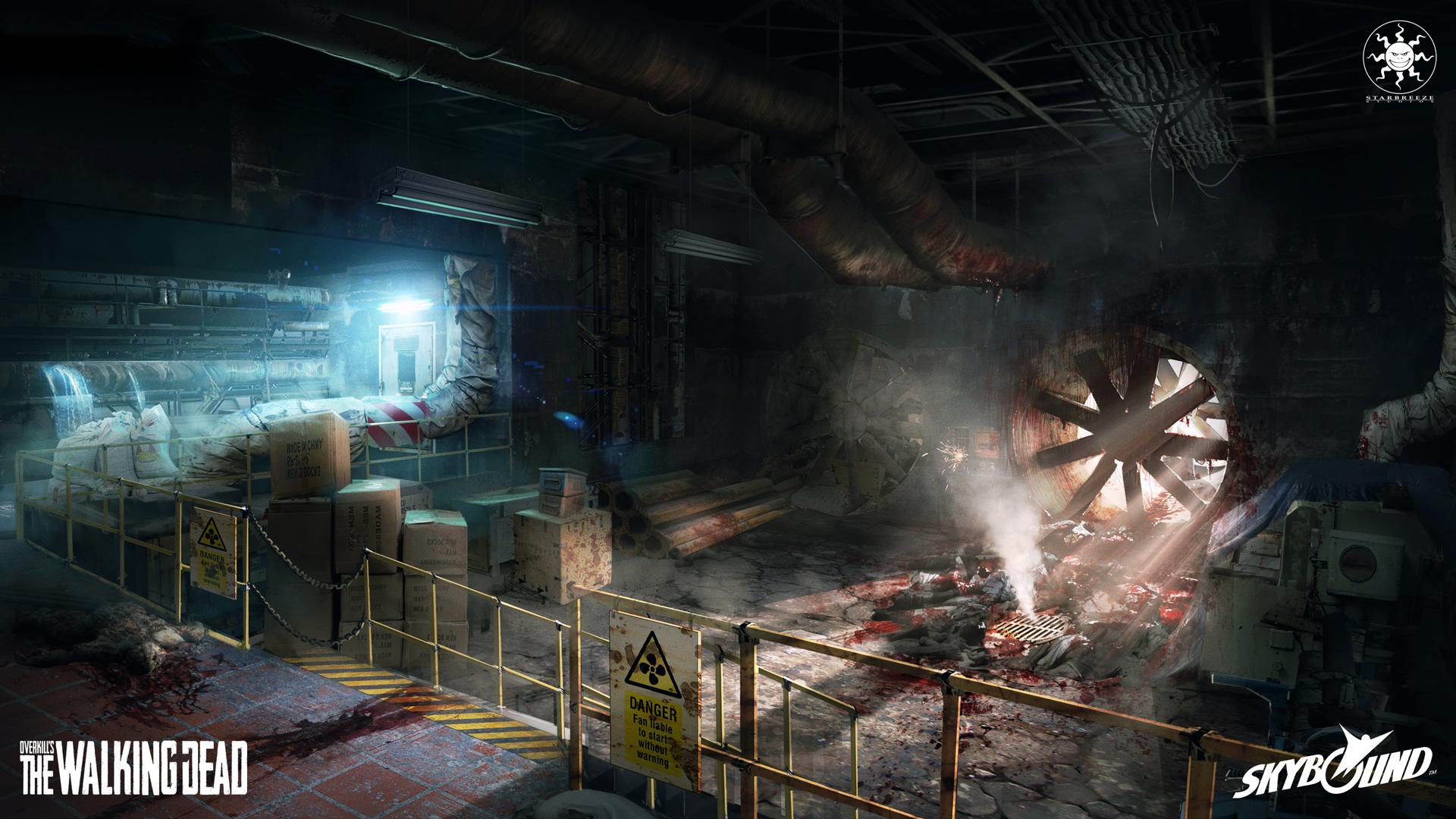 В первом геймплейном трейлере шутера Overkill's The Walking Dead показали много мяса