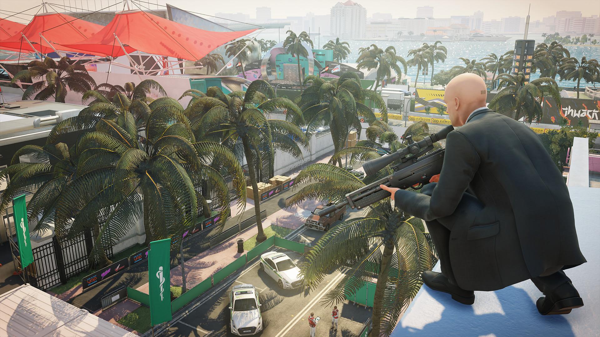 В E3-трейлере Hitman 2 показали самые изобретательные и сумасшедшие способы убийства