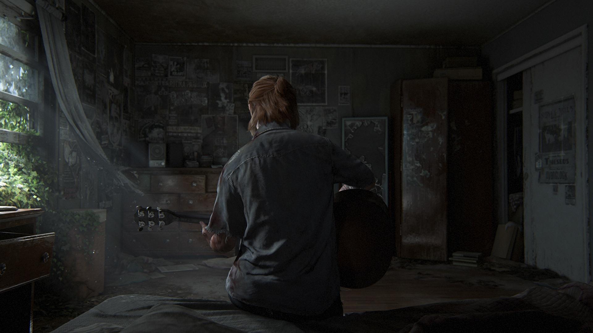 В первом геймплейном трейлере The Last of Us 2 показали поцелуй между двумя героинями