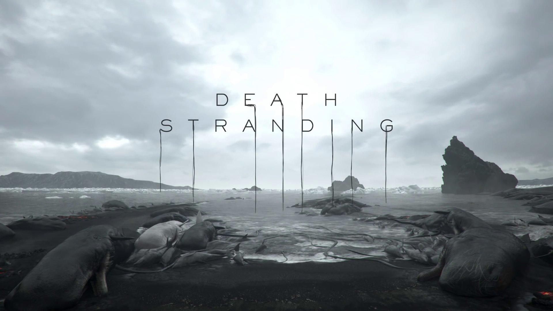 В трейлере Death Stranding показали первые геймплейные кадры игры