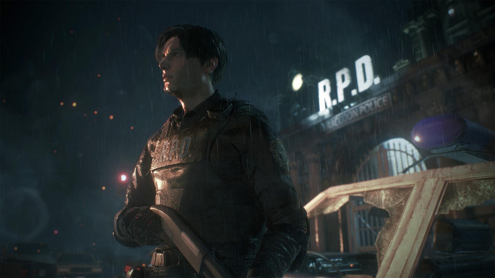 Resident Evil 2 Remake создается на движке Resident Evil 7