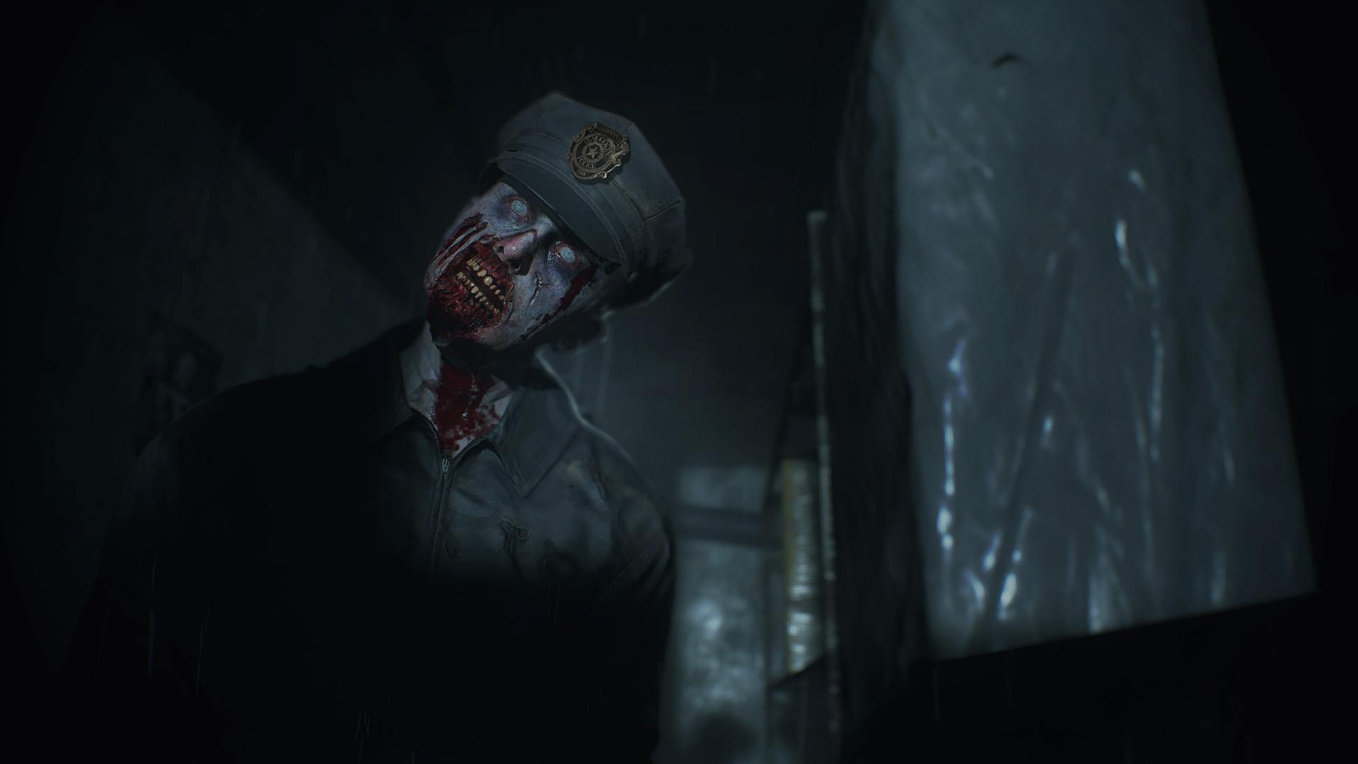 Как отличается графика Resident Evil 2 Remake от оригинала