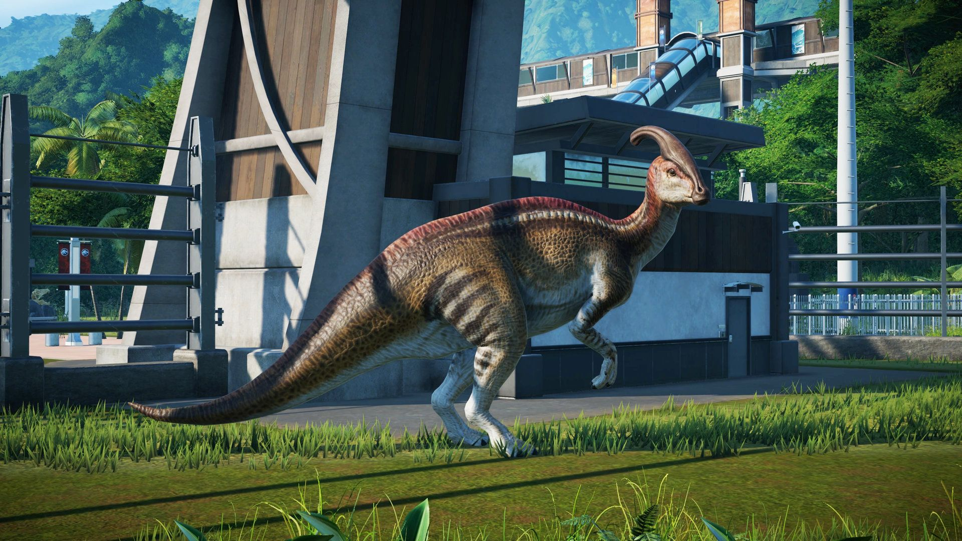 Появились оценки Jurassic World Evolution
