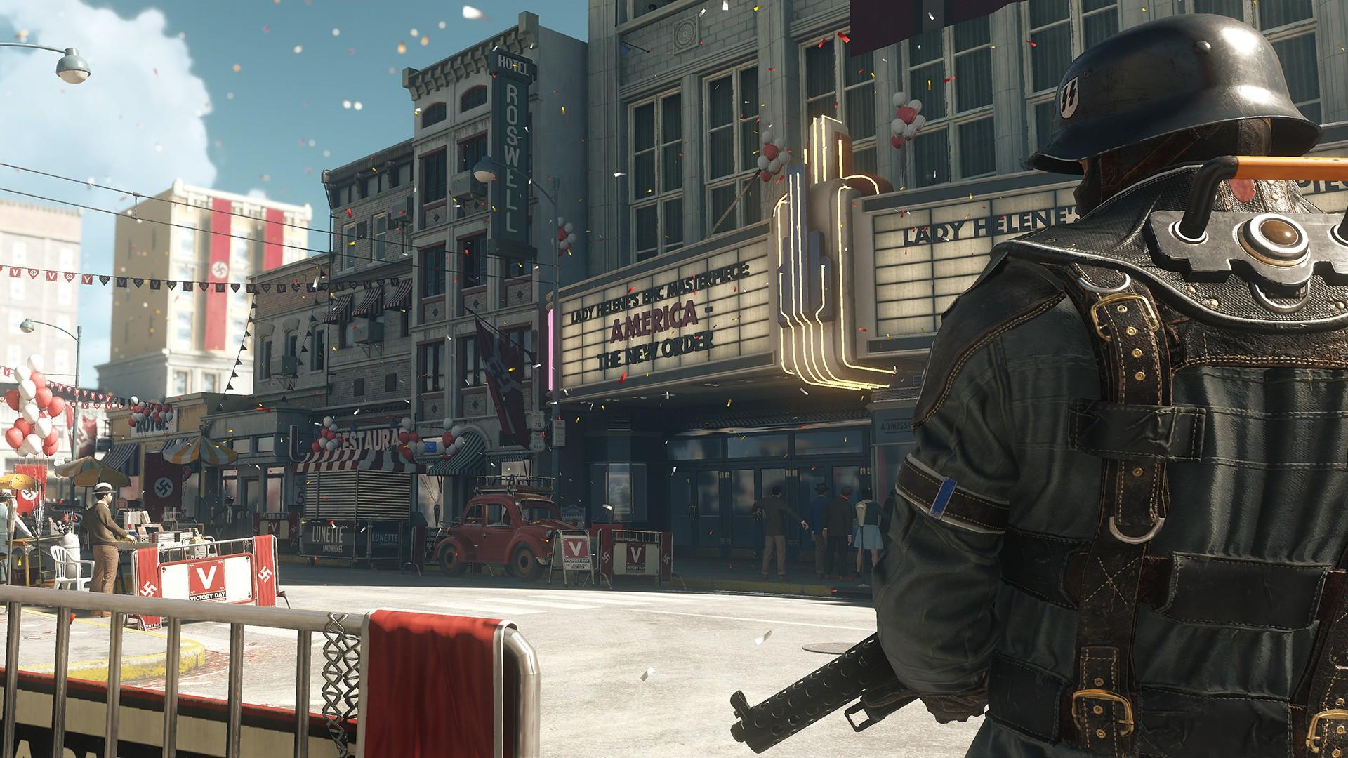 Геймплей Wolfenstein: Cyberpilot показали на видео. В игре будут боевые роботы