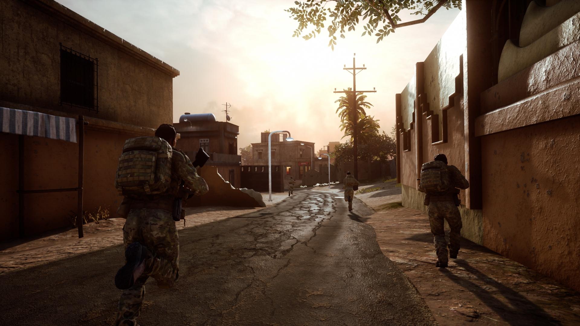 В трейлере Insurgency: Sandstorm американские солдаты убивают повстанцев в полуразрушенном городе