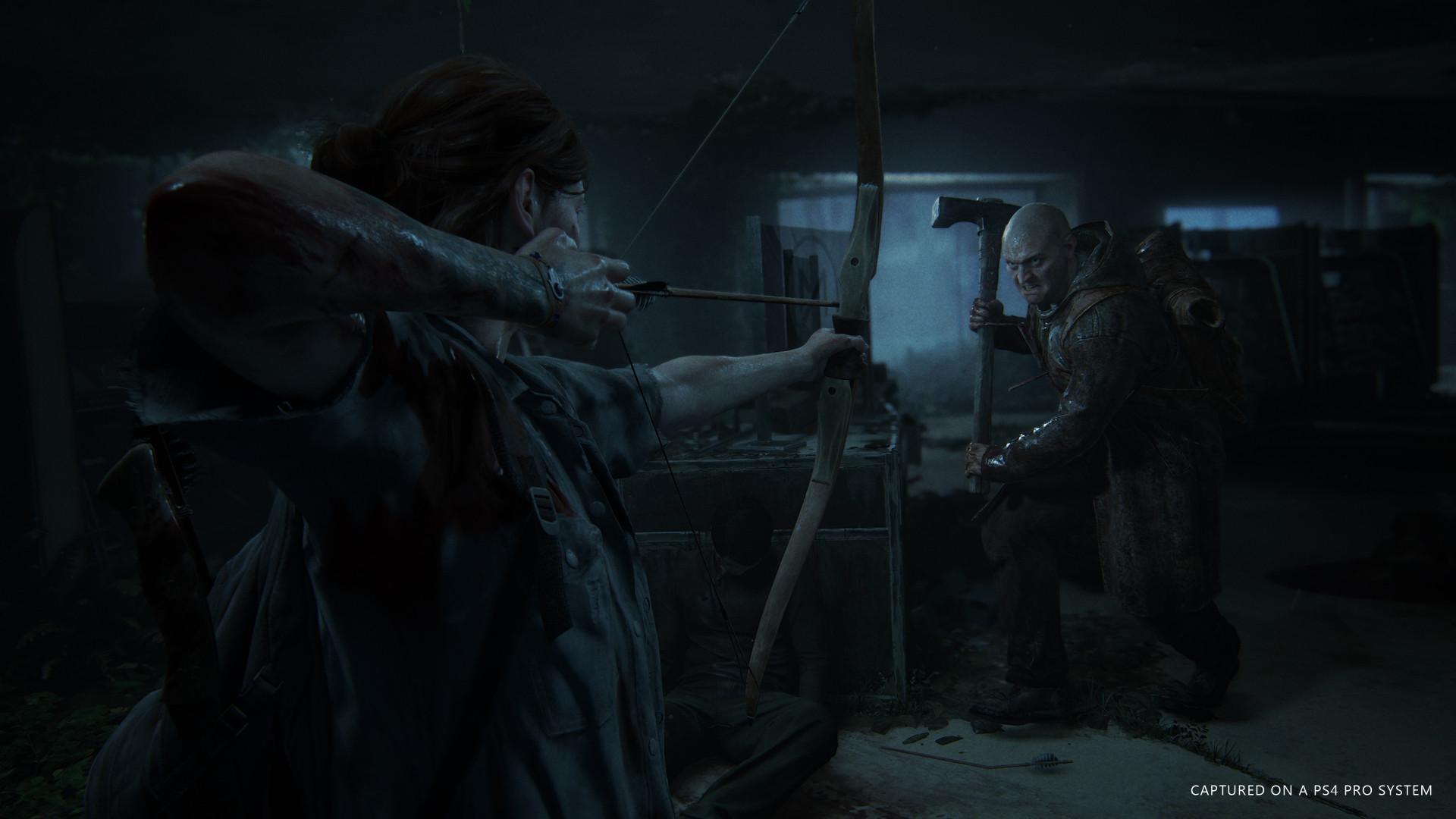 В Last of Us 2 будет мультиплеер