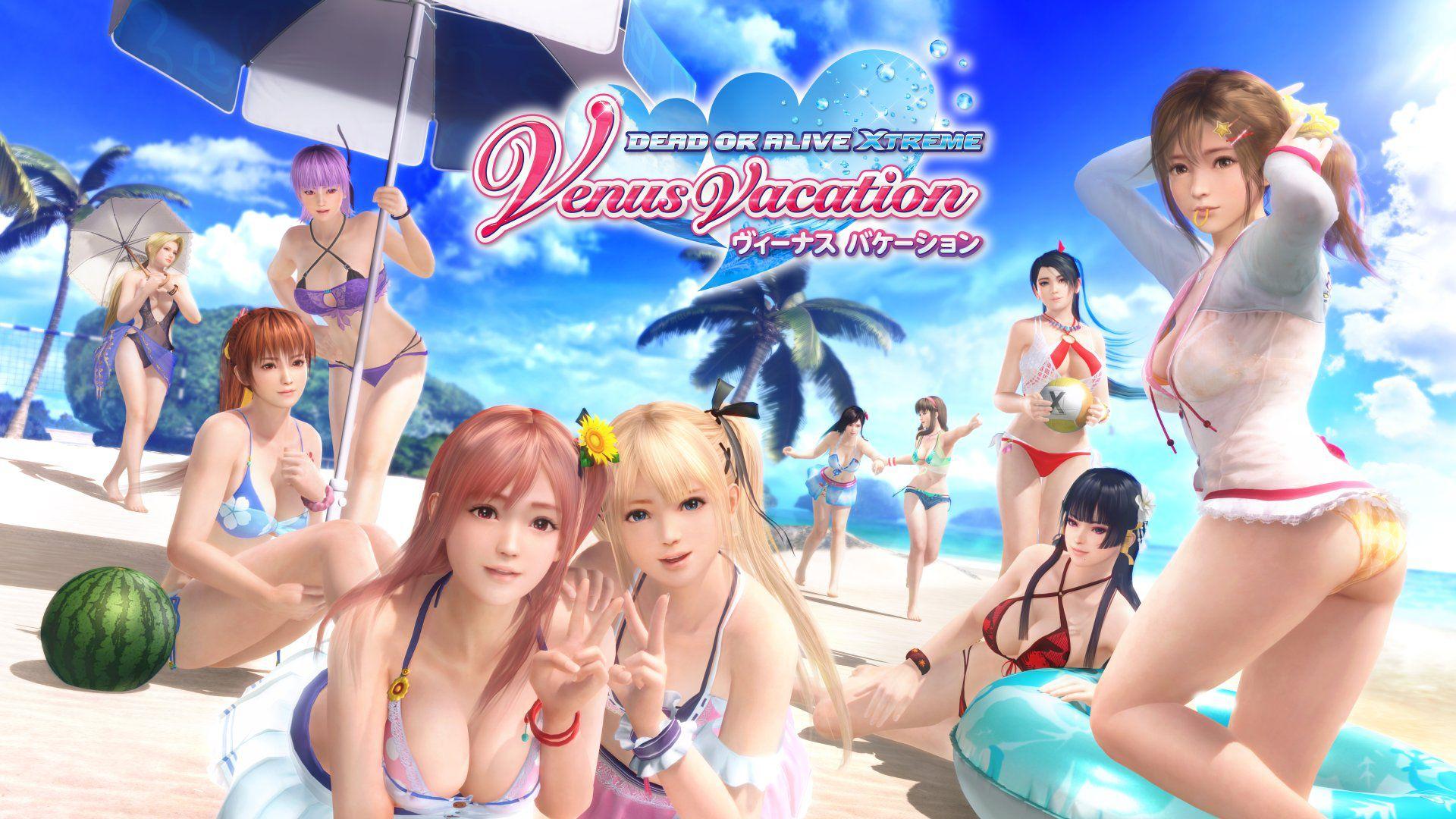 Dead or Alive 6 лишится трех сексуальных девушек из DOA: Venus Vacation