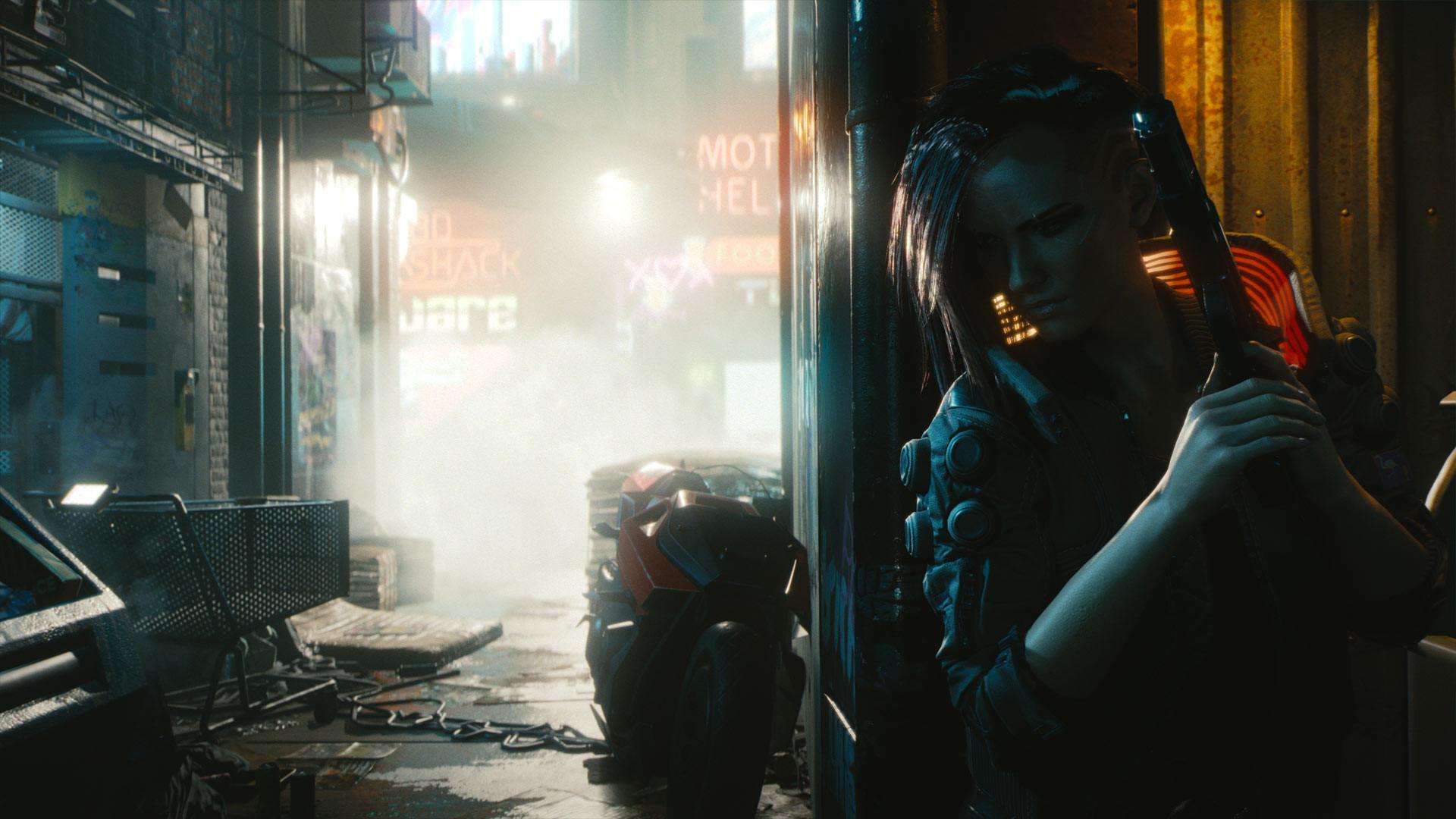 В Cyberpunk 2077 будет фото-режим