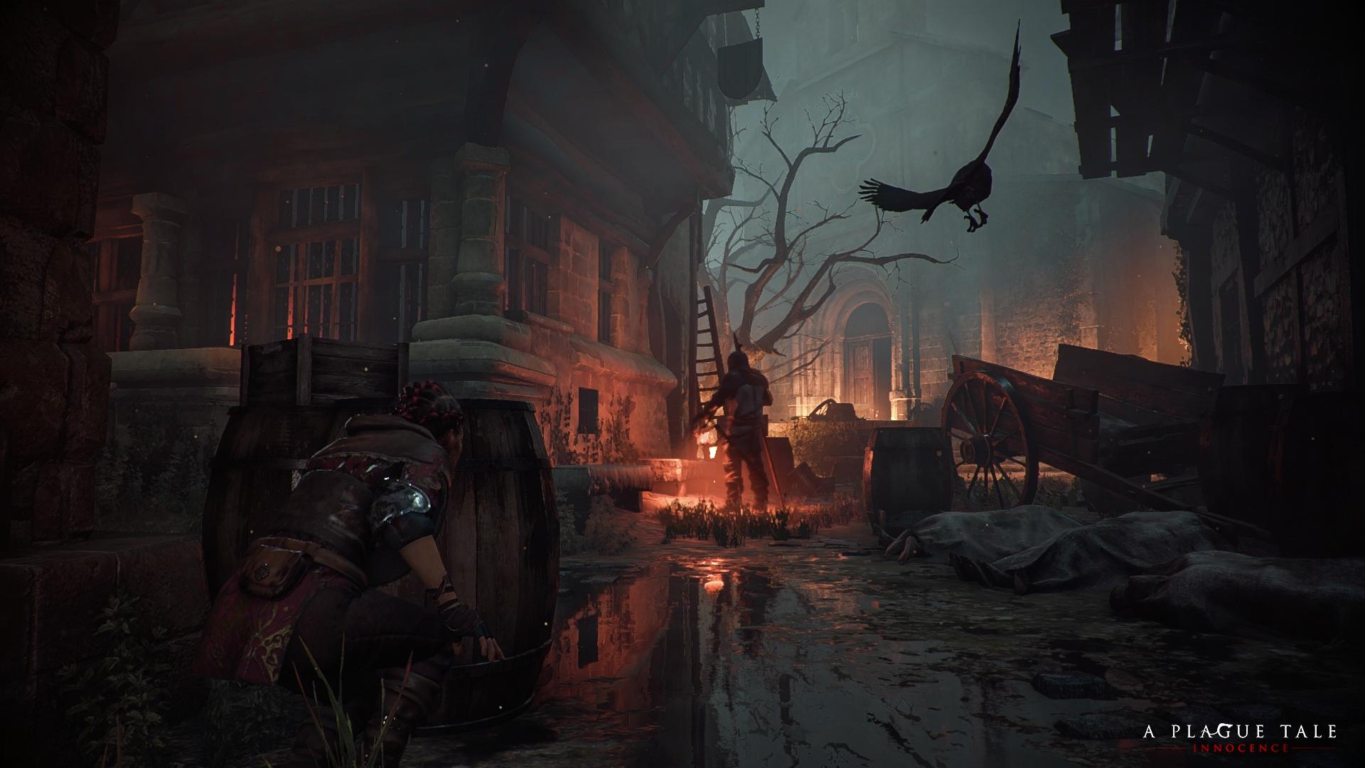 A Plague Tale: Innocence получила чувственный трейлер к E3 2018