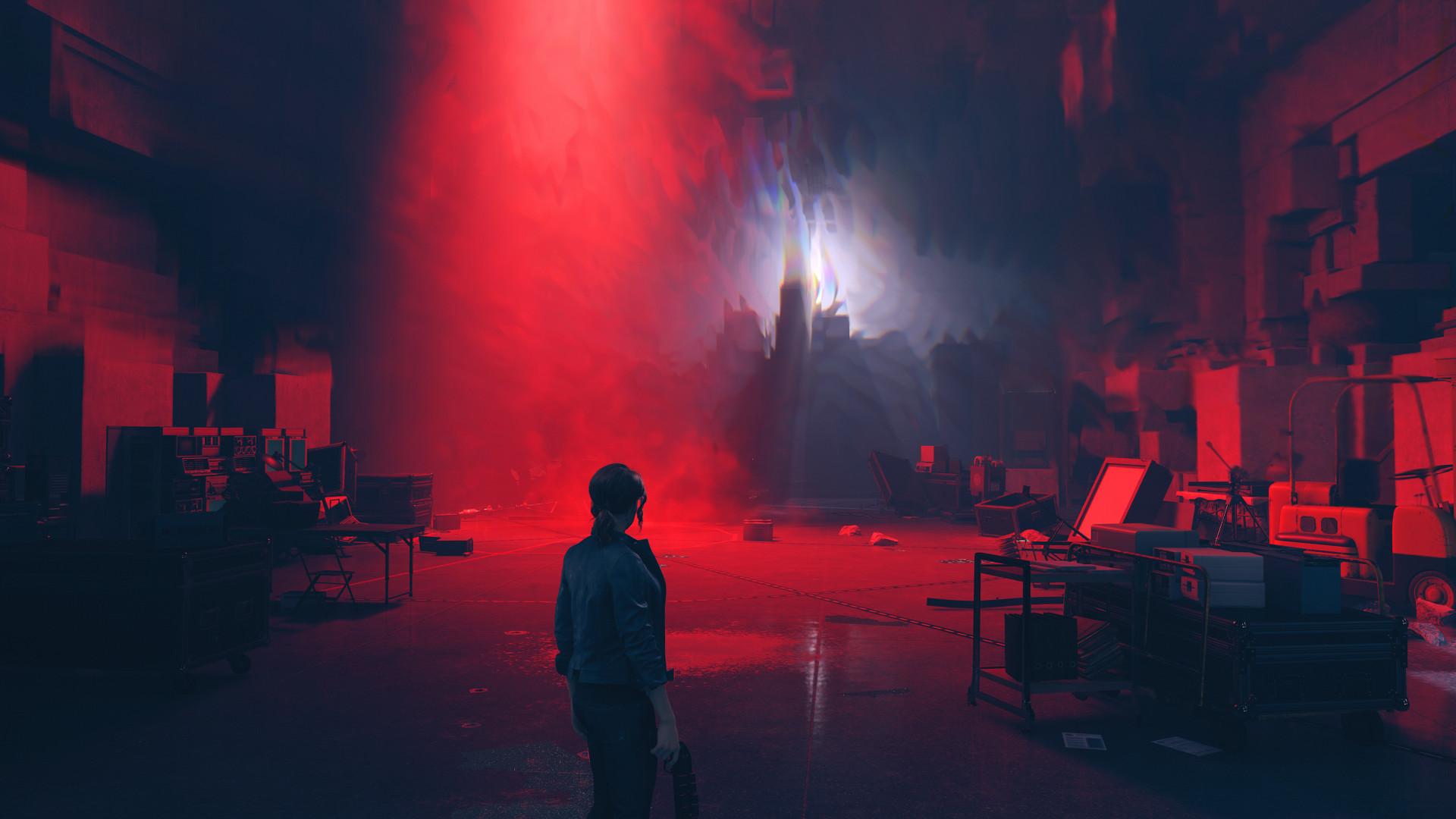 Появился 8 минутный геймплей Control от разработчиков Alan Wake и Quantum Break