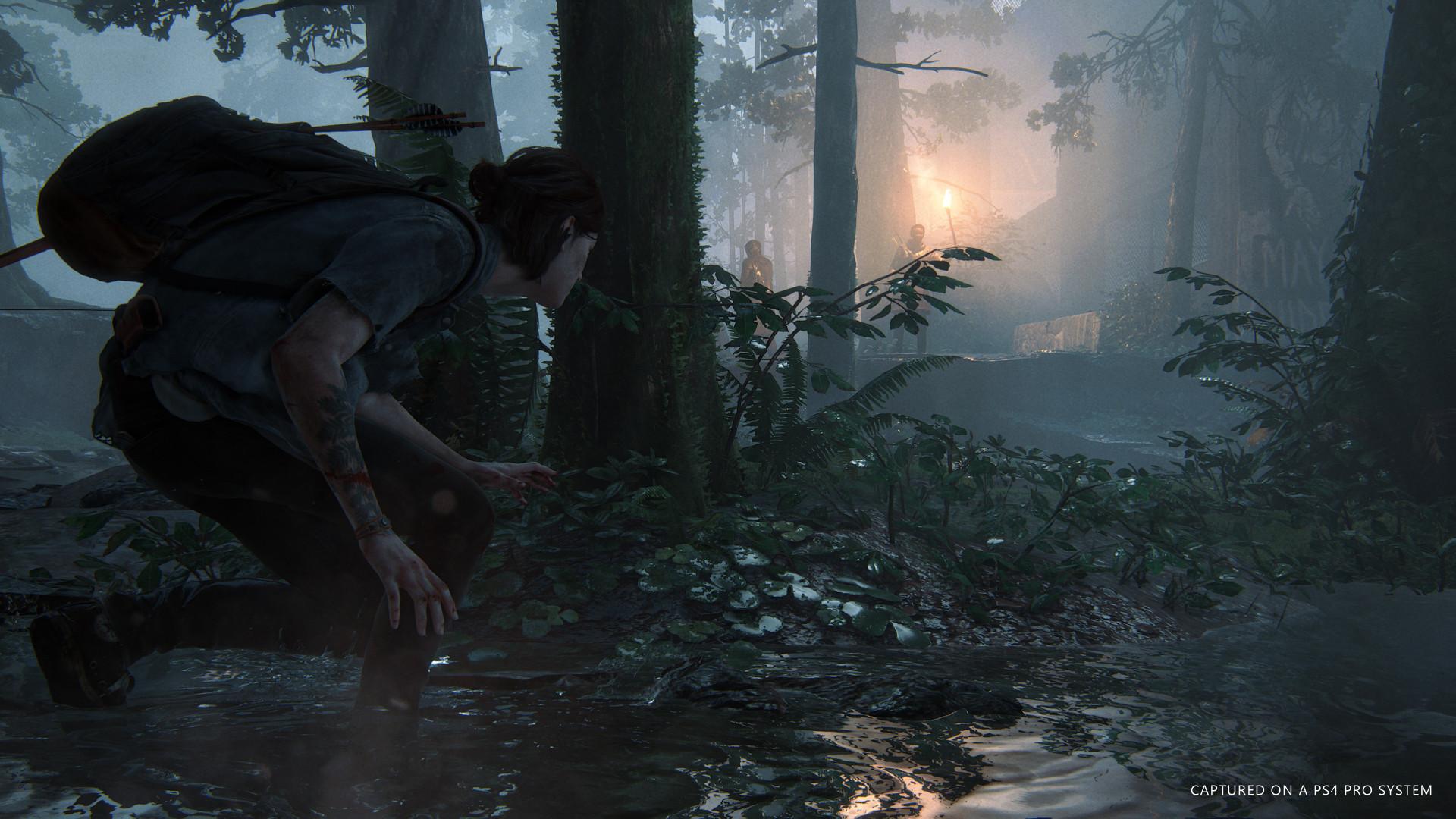 Элли будет единственным играбельным персонажем в The Last of Us: Part 2