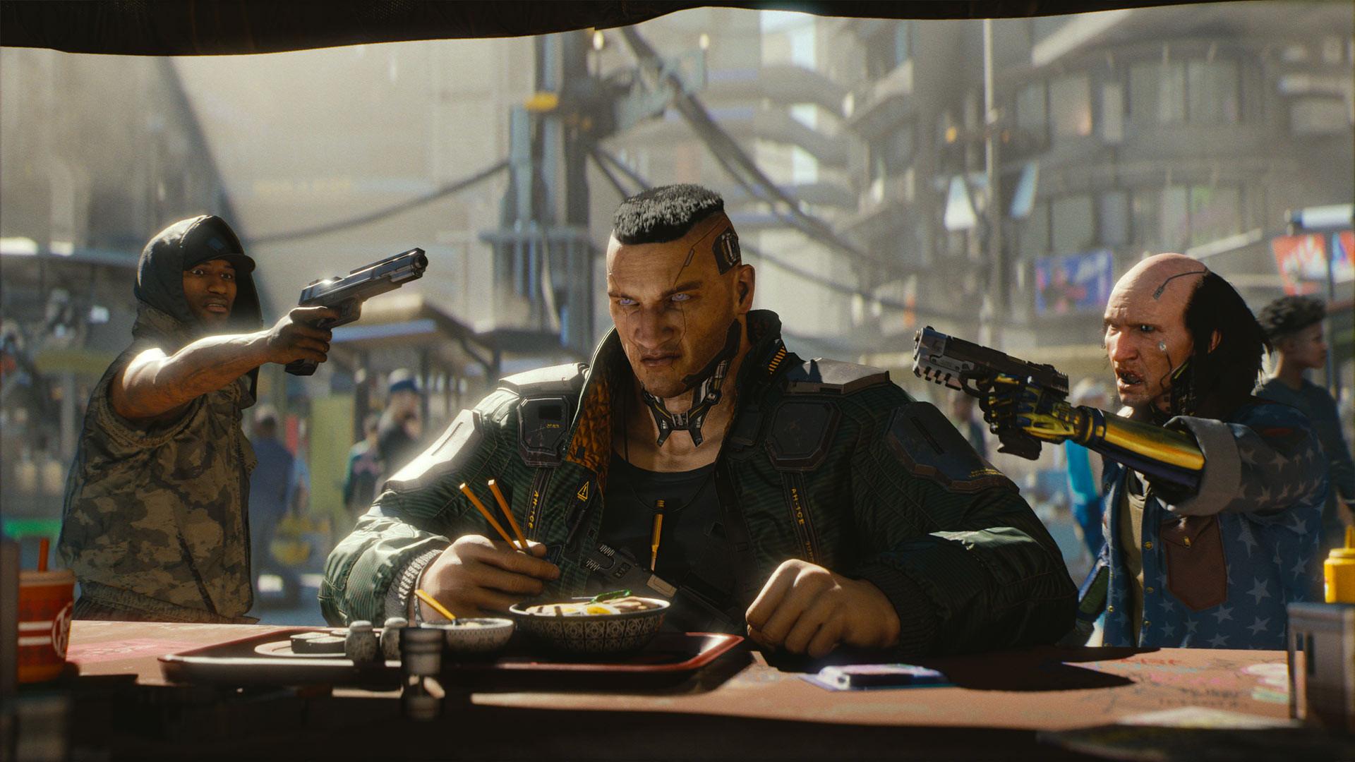 Фанаты Cyberpunk 2077, взломавшие сайт игры, получают письма с поздравлениями