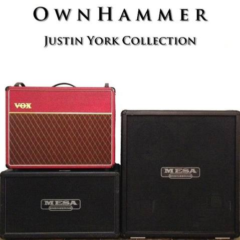 OwnHammer - Impulse Response Libraries - Justin York Collection (WAV) [ISO]