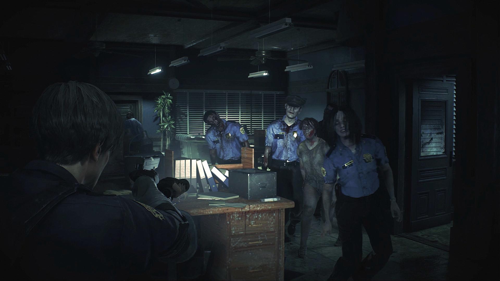 В Resident Evil 2 Remake переделают локации
