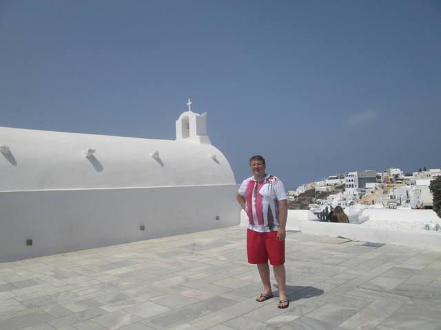 Белые города, коричневые скалы.    Круиз по греческим островам на Celestyal Crystal