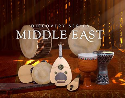 Native Instruments - Discovery Series: Middle East (KONTAKT)