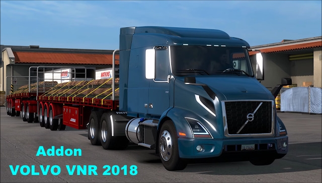 Addon for Volvo VNR 2018