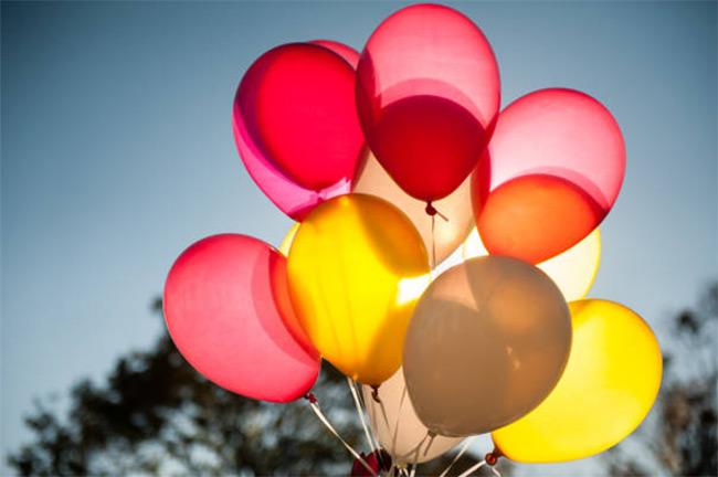 Как выбрать воздушные шары для праздника