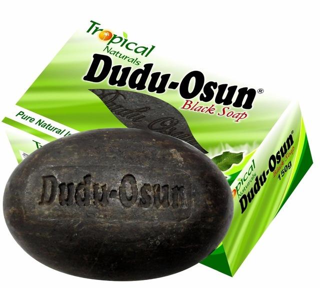 черное мыло 'Dudu Osun' (150 гр)