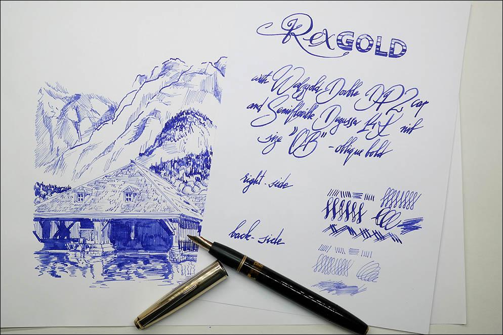 Rex Gold Degussa