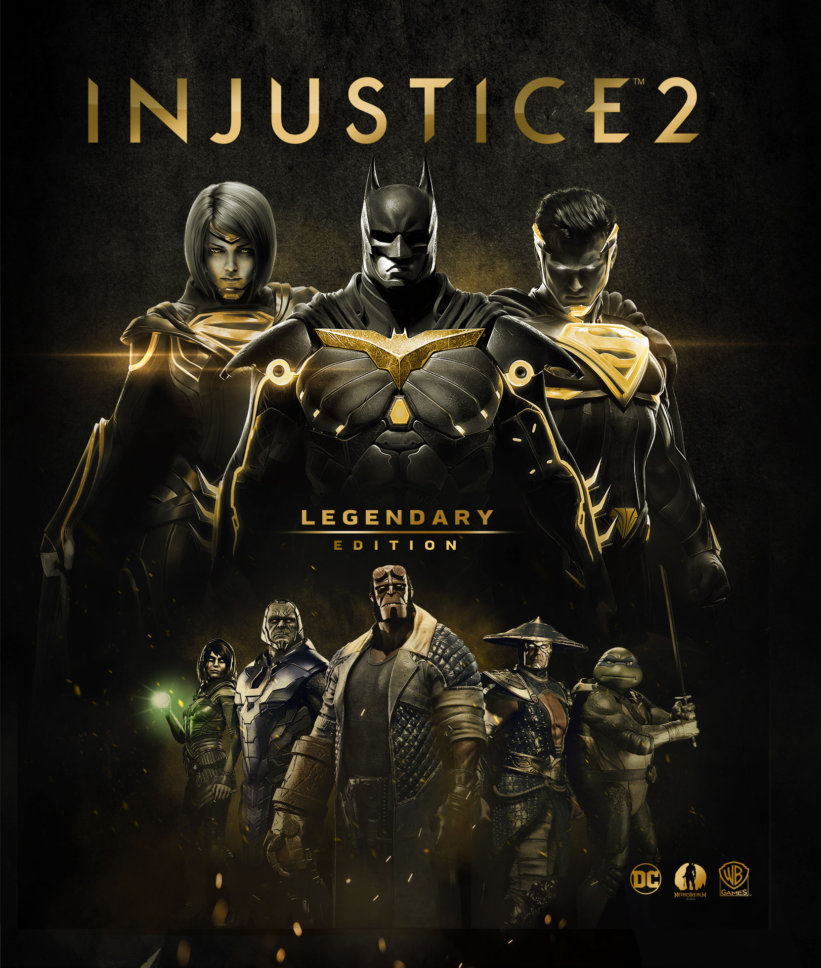 Injustice 2: Legendary Edition  | Repack By FitGirl