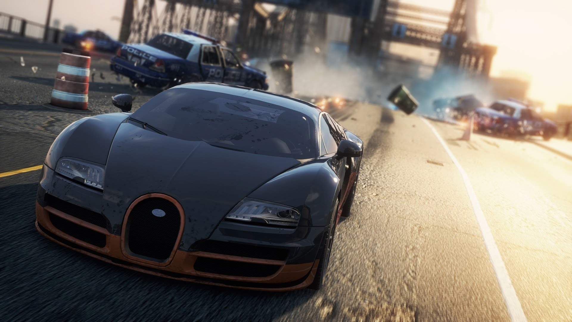 Need for Speed: Most Wanted - Limited Edition [v 1.5.0.0 + DLCs] (2012) PC | Repack by xatab