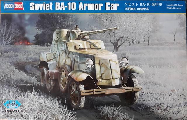Ба-10 средний бронеавтомобиль 22382380_m