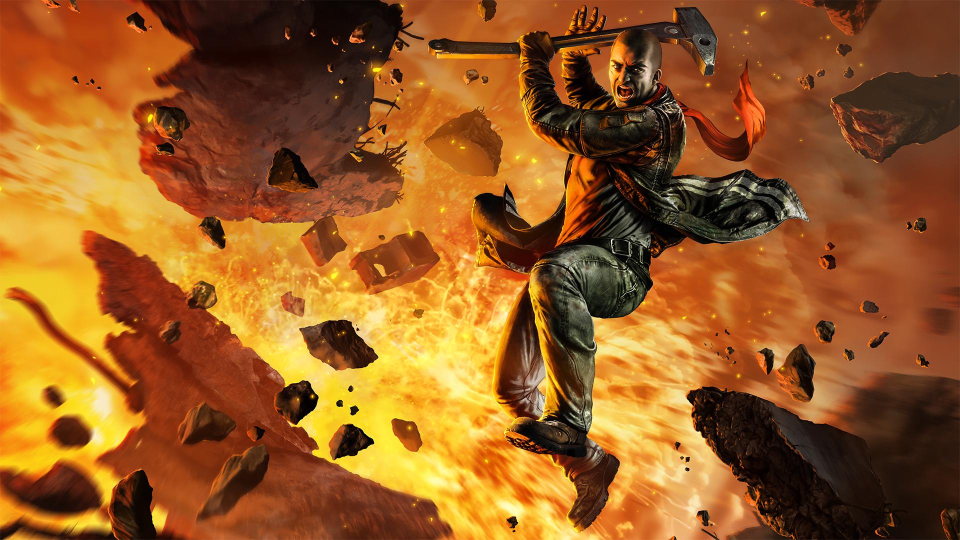 Обзор Red Faction Guerrilla Re-Mars-tered — ломай и освобождай!