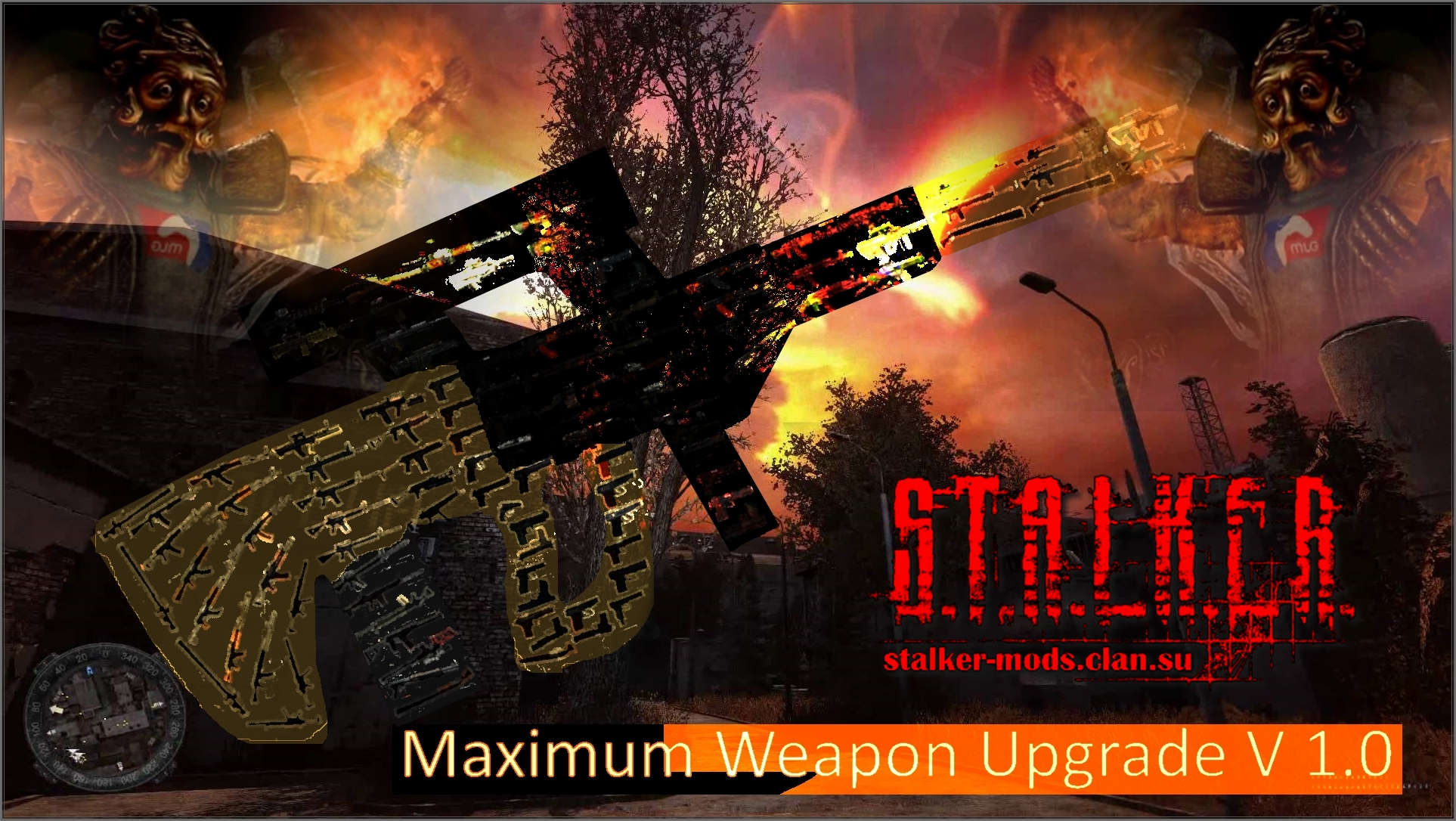Maximum Weapon Upgrade v1
