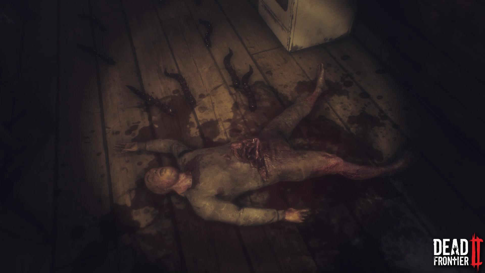 В релизном трейлере мультиплеерного хоррора Dead Frontier 2 показали толпы ужасающих зомби