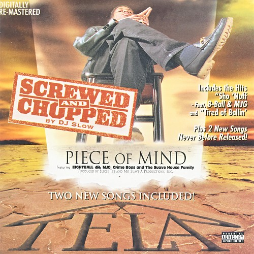 Tela - Piece Of Mind (screwed & chopped)