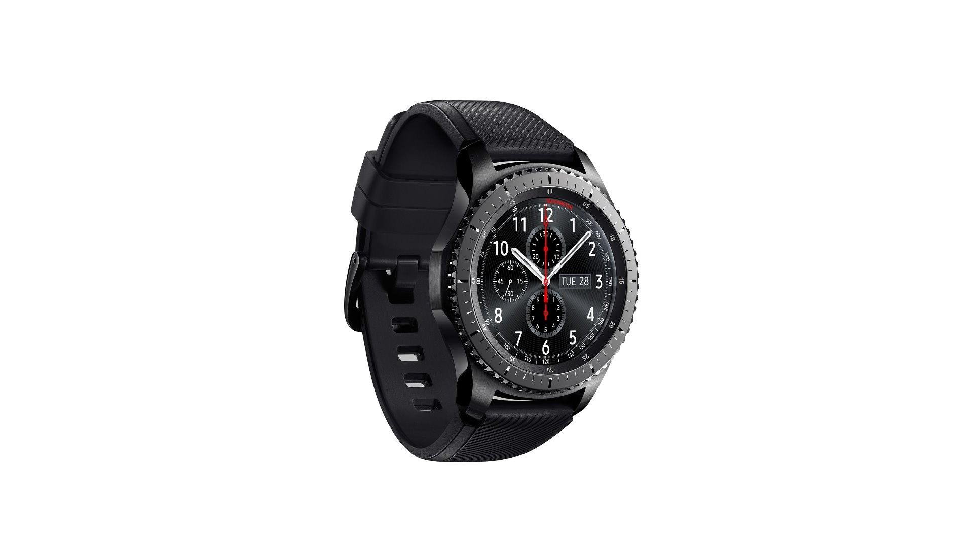 Стала известна дата анонса Samsung Galaxy Watch