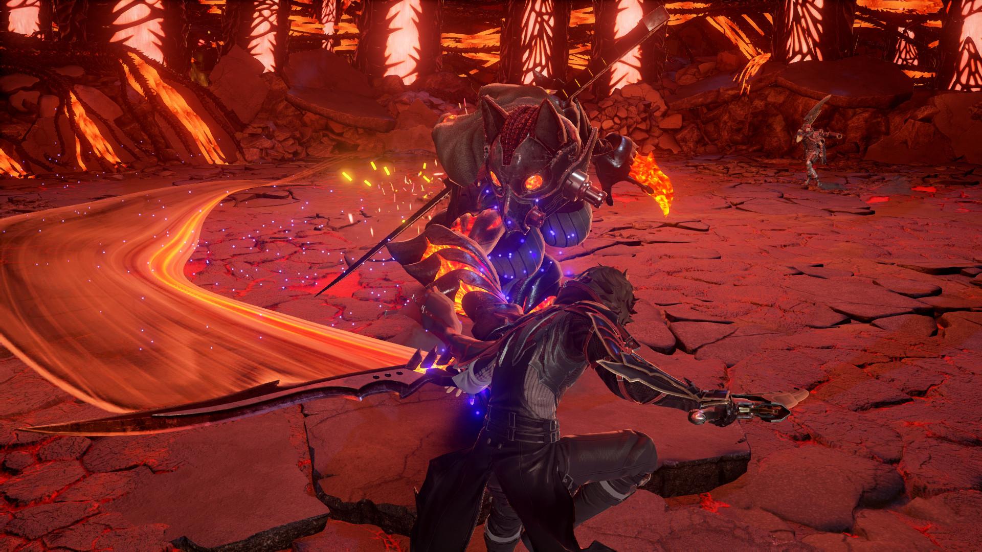 Выход Code Vein от издателя Dark Souls перенесли на 2019 год
