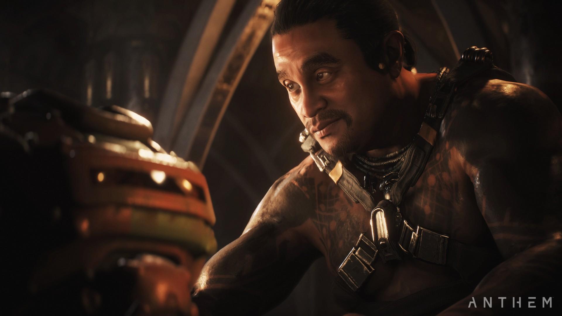 Демка Anthem на E3 2018 работала в 4K и 60 FPS на двух видеокартах GeForce GTX 1080 Ti