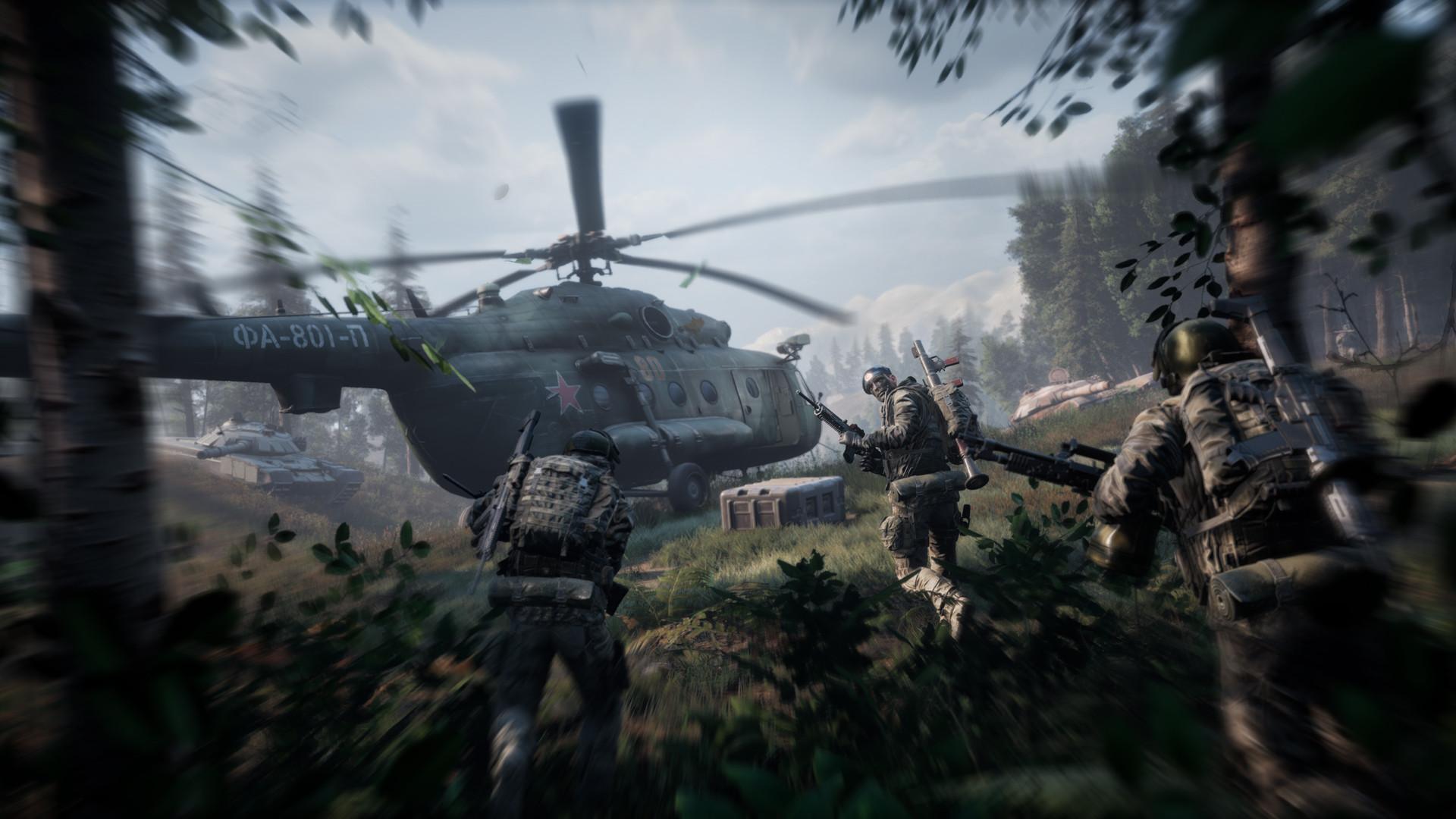 Разработчики World War 3 опубликовали короткое видео с демонстрацией геймплея