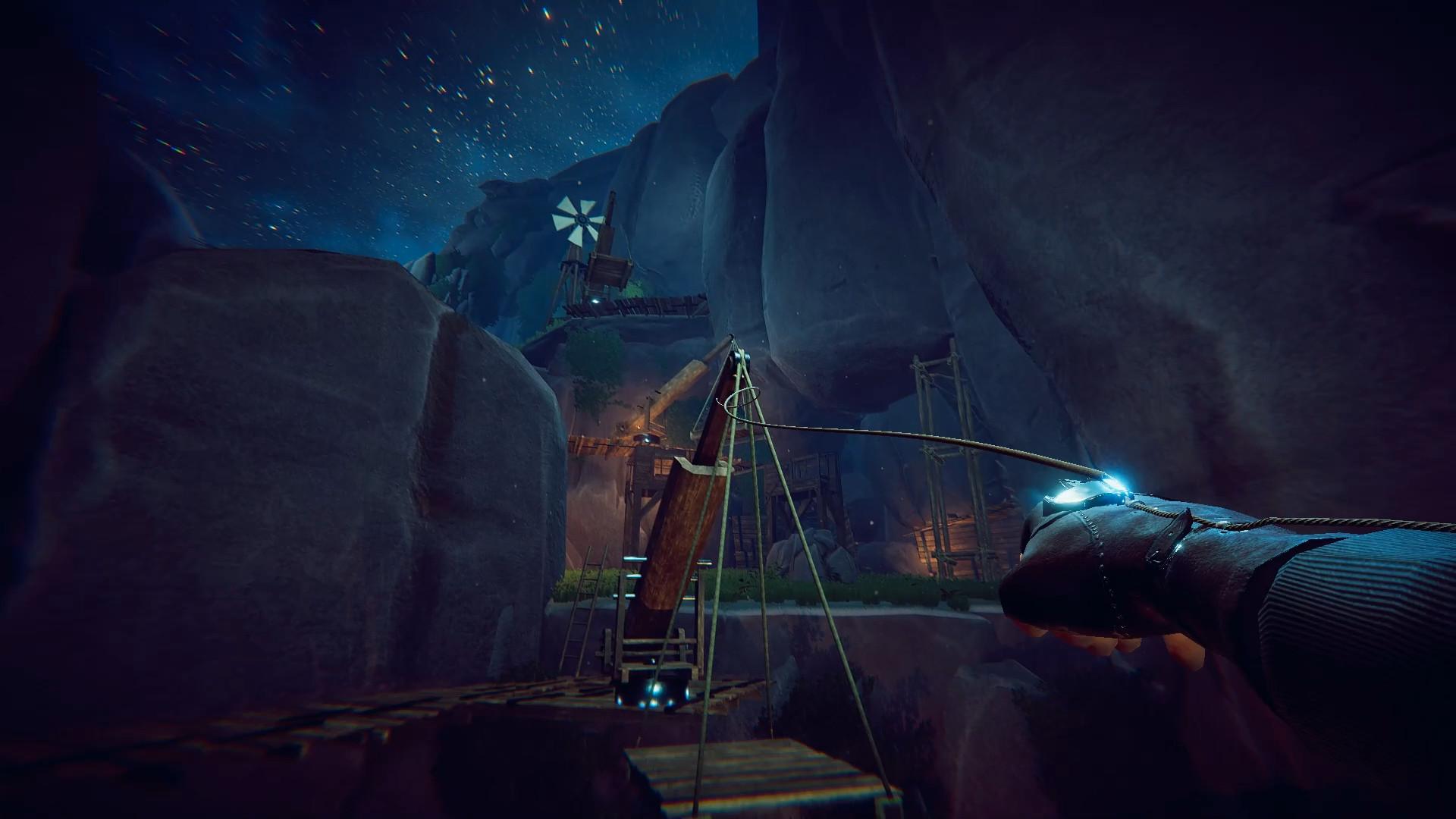В Steam вышел приключенческий платформер про шахтера-раба — The Free Ones
