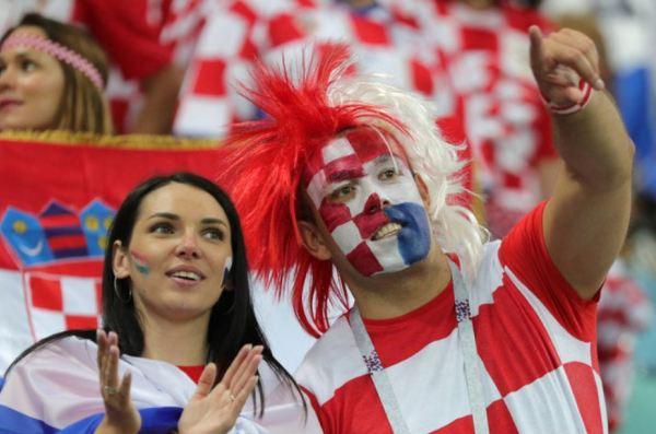 Чемпионат мира, Мундиаль 2018, Хорватия, хорват в России