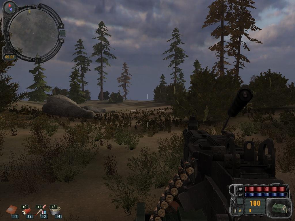 M249 MINIMI + РПК (Стандартный)