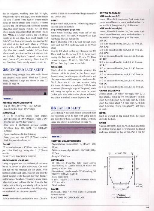 外网棒针杂志(279) - 柳芯飘雪 - 柳芯飘雪的博客