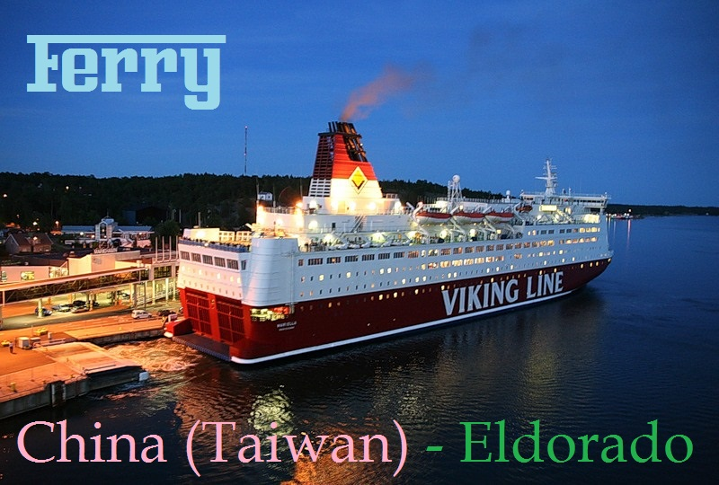 Ferry Taiwan - Eldorado